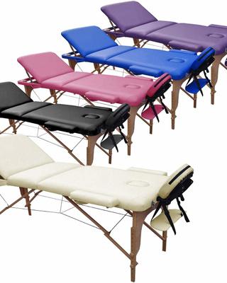 Beltom camilla portátil para masajes #1