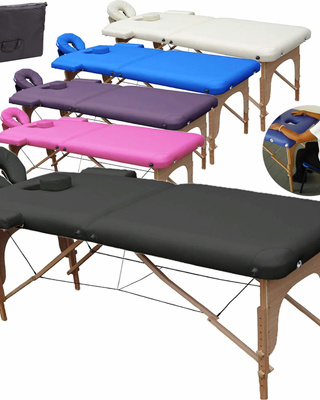 Beltom camilla portátil para masajes #2