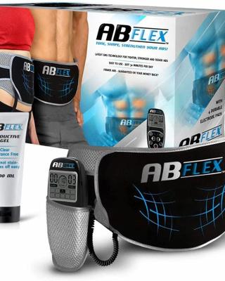 Electroestimulador abdominal ABFlex