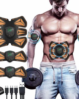 Electroestimulador abdominal ANLAN