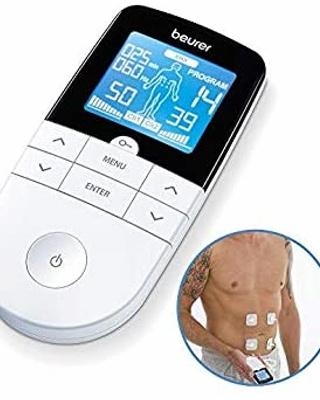 Electroestimulador abdominal Beurer EM49