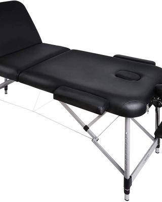 Naipo camilla portátil para masajes #1