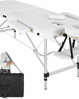 TecTake camilla portátil para masajes #1